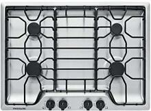Frigidaire FFGC3012TS 30 Inch Stainless Steel 4 Burner Gas Cooktop