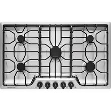 Frigidaire FFGC3612TS 36 Inch Stainless Steel 5 Burner Gas Cooktop