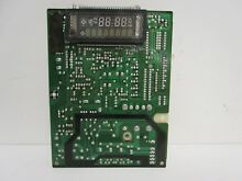 Kenmore Microwave Control Board  6871W1S128A  DN30327 0773