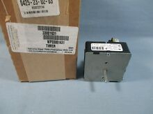 OEM Whirlpool Dryer Timer WP33001631