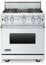 Viking Professional Series 30  4 Sealed Burners Pro Style Gas Range VGCC5304BSS