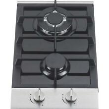 Ramblewood High Efficiency 2 Burner Gas Cooktop Natural Gas  GC2 48N Cooktops