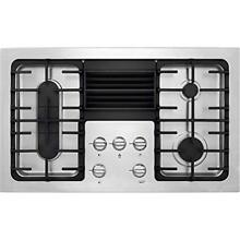 Frigidaire RC36DG60PS 36  Built In Downdraft Gas Cooktop With 4 Sealed Burners