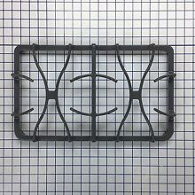 Genuine OEM Frigidaire DOUBLE BURNER GRATE 318321301 Porcelain Gray