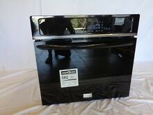 Frigidaire   Gallery 30  Built In Single Electric Convection Wall Oven   Black