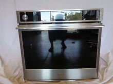 Whirlpool 30  Smart Single Electric Wall Oven Finger Resistant Stainless Steel