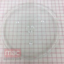 NEW Genuine OEM GE Microwave GLASS COOKING TRAY WB49X10030