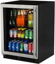 Marvel 24 Inches In Cabinet LCD Controls Built in Beverage Center ML24BCG0LS IMG