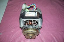 GE WASHER MOTOR WITH CLUTCH   5KCP160FFA001S SEE PICTURES