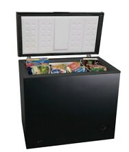 Arctic King 7 cu ft Chest Freezer  Black Deep refrigerator Frozen Food Kitchen