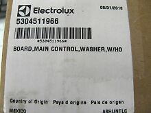 NEW UNOPENED BOX  5304511966 For Frigidaire Laundry Center Control Board