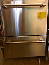 DCS Fisher   Paykel Double Dish Drawer DD24DV2T7