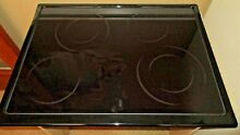 Thermador CEM456ZB Range Cooktop Glass Top   Black 00187302  1044317  187302