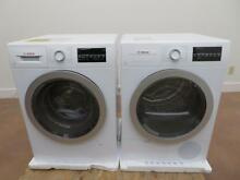 Bosch 500 Series 24 In Front Load Washer and Dryer WAT28401UC   WTG86401UC IMGS