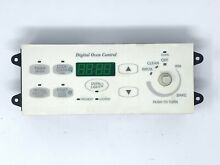 31 32106702 0 White Whirlpool Maytag GAS Stove Range Control  1 Year Guarantee
