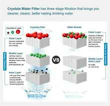 Water Filter 1 Refrigerator by Crystala White Frigidaire Water Filter