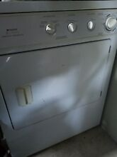 Whirlpool electric dryer used  220 volts