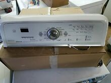 MAYTAG BRAVOS WASHER CONTROL CONSOLE AND INTERFACE   W10338068