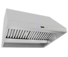 48  ProLine Stainless Steel LED Wall Range Hood 2000 CFM   PLFW 832 48