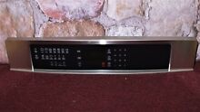 ELECTROLUX 30   Touch Control Panel Assembly 318280445 from a EI30EW45JS1 Double