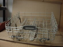 Kitchen Aid Dishwasher Upper Rack As Shown Some Hard Water Stains Part   8519627