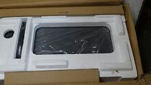 Kitchen microwave hood combination NOS black  by Kenmore Elite