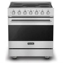 Viking RVER3305BSS 30  Freestanding Electric Range