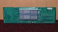ELECTROLUX Display Oven Control Board 316576623 from a EW27EW65GS6 Double Oven