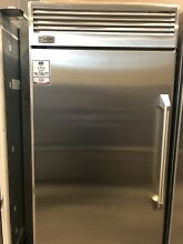 Monogram 36  Professional Built In All Freezer Zifp360nxlh