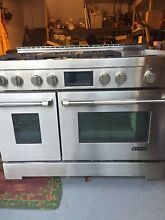 48 Inch All Gas Range