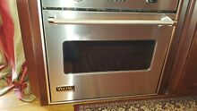 Viking VESO130SS 30  Single Wall or under counter Electric Oven