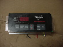 Whirlpool Range Control Board Timer Clock Part   3195168