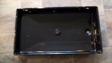 Whirlpool Gas Cook Top Model SC8720EDW0 Drip Pan 4381655