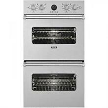 Viking Professional Premiere 27 in Double Electric TruConvec Oven VEDO5272SS S S