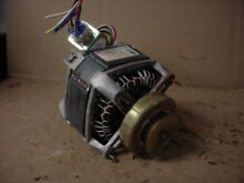 GE Washer Motor Part   WH20X10019