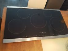 Kenmore elite 36  Cooktop glass  Came from 36 inch induction cooktop