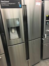 Samsung RF23J9011SR 22 5 Cu  Ft  Stainless Steel Counter Depth Refrigerator