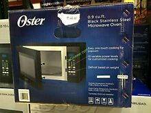 Oster 0 9 CUFT Microwave Oven Model  OGZD0901B