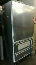 Sub Zero 36  Built in All Freezer Custom Panel 736TFI Left Hinge