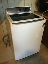 Samsung WA45H7000AW A2 High Efficiency Top Load Washer 4 5 cu  ft