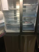 SAMSUNG RF22K9381SR 22CF French Door Counter Depth Refrigerator Stainless Steel