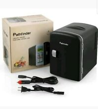Pathfinder Portable Mini Office Car Refrigerator Cooler   Heater 4 Liter 6 Cans