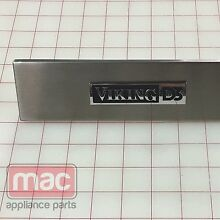 Genuine OEM Viking PV300177 STAINLESS STEEL TOP COVER ASSEMBLY DIPR160S