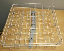 FRIGIDAIRE DISHWASHER UPPER RACK PART  5304498202 w  Rollers and spray assembly