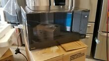GE Profile 2 2 cu  ft  Countertop Microwave in Gray with Sensor Cooking Gray