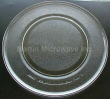 GE Microwave Glass Turntable Plate  Tray 15 1 2    WB49X690