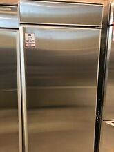 GE Monogram 36  Panel Ready Built In All Freezer  ZIF36NMRH