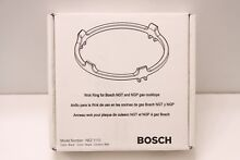 Bosch NEZ1110 Wok Ring for NGT   NGP Gas Cooktops   NEW