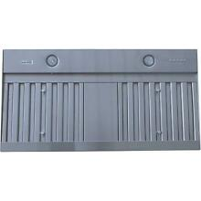 Trade Wind 42 Inch 390 CFM Hood Insert   Stainless Steel