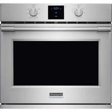 Frigidaire FPEW3077RF Professional 30  Stainless Steel Single Electric Wall Oven